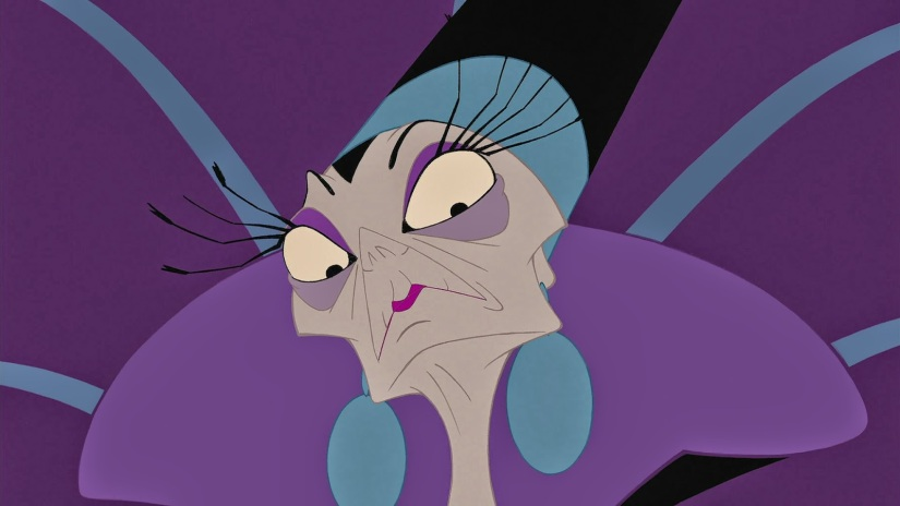 el emperador y sus locuras the emperors new groove villains disney villanos yzma screencaps capturas stills